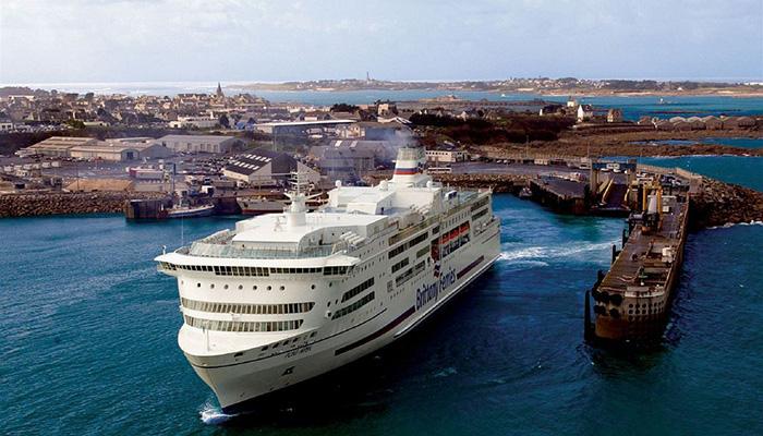 Comboio da Brittany Ferries ligará Cherbourg a Bayonne